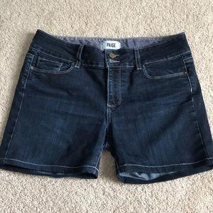 Paige Hidden Hills Shorts